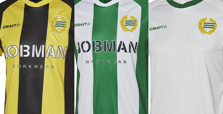 Hammarby 2020 Home 2 Away Kits Released Footy Headlines