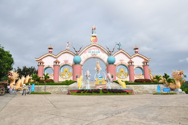Nui Coc Lake - Thai Nguyen province 1