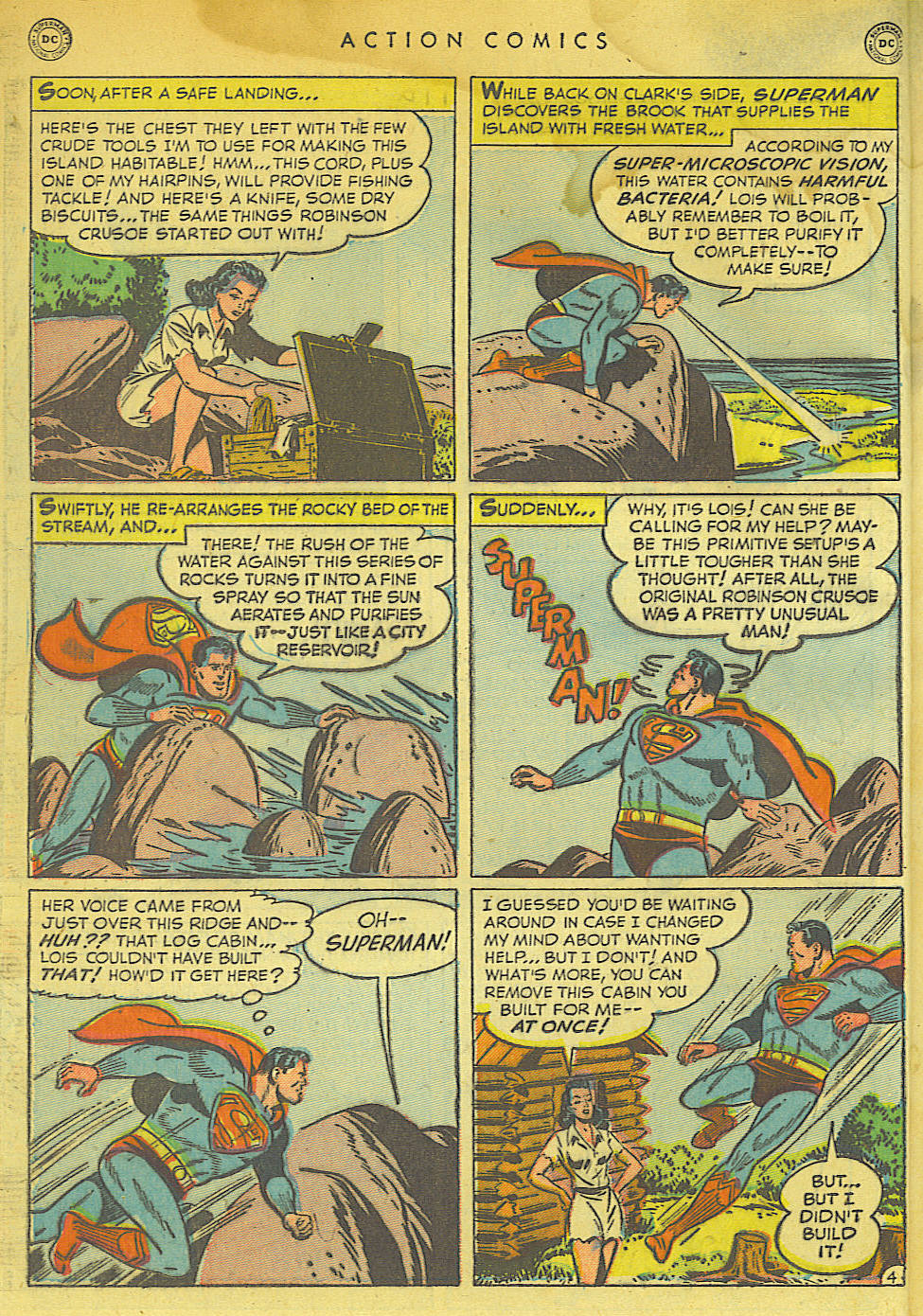 Action Comics (1938) 154 Page 5