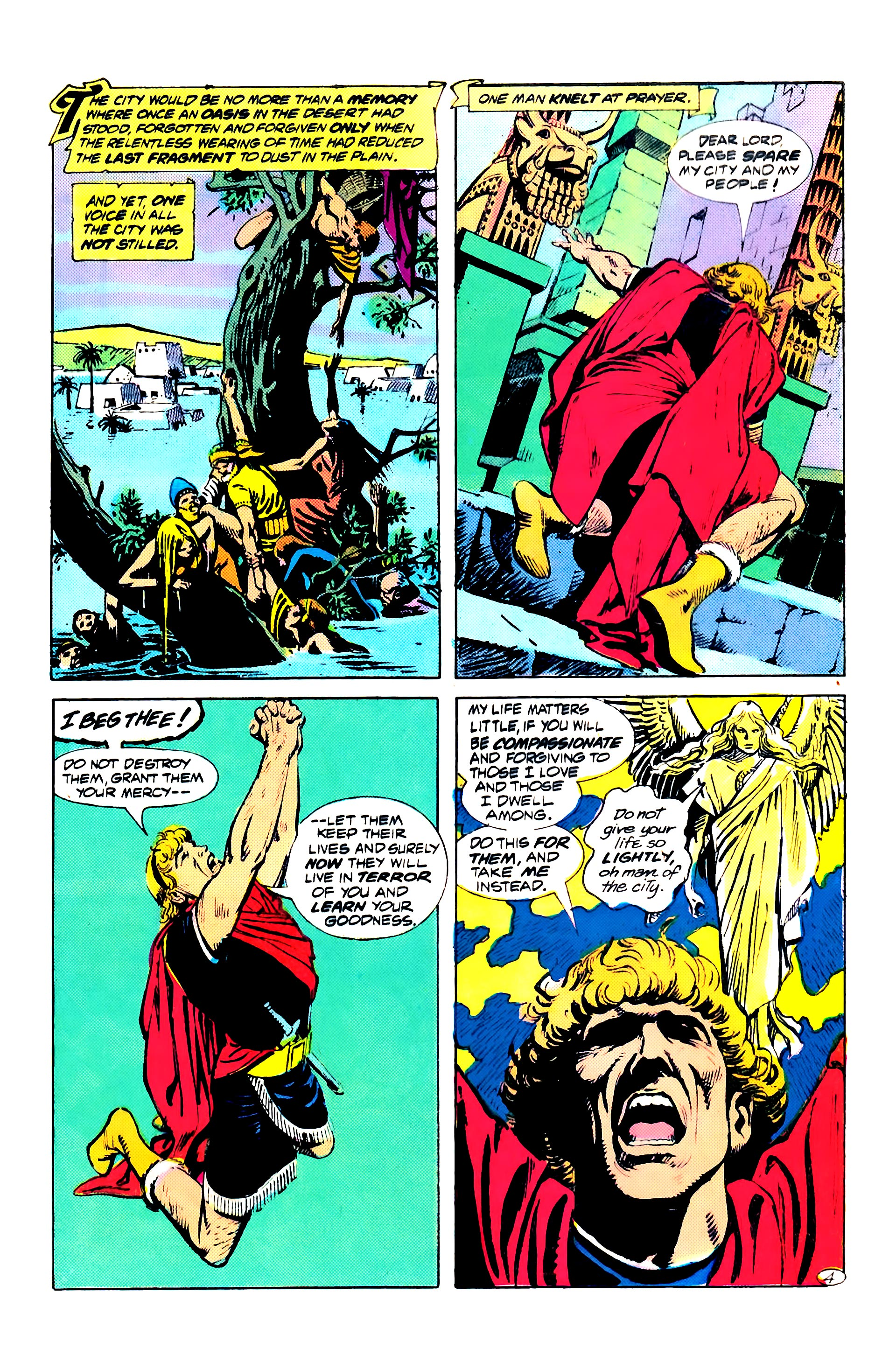 Read online Secret Origins (1986) comic -  Issue #10 - 20