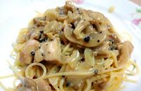 Resepi Spaghetti Carbonara Mudah