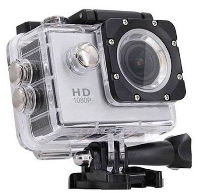 Action Camera - Tech Lover India