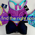 How to find the right sports bra // Fitness