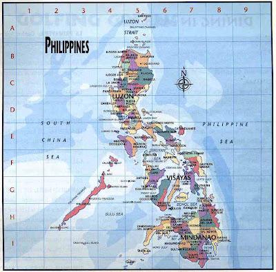 Heograpiya ng Pilipinas