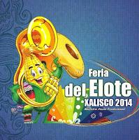 Feria del elote Xalisco Nayarit 2014
