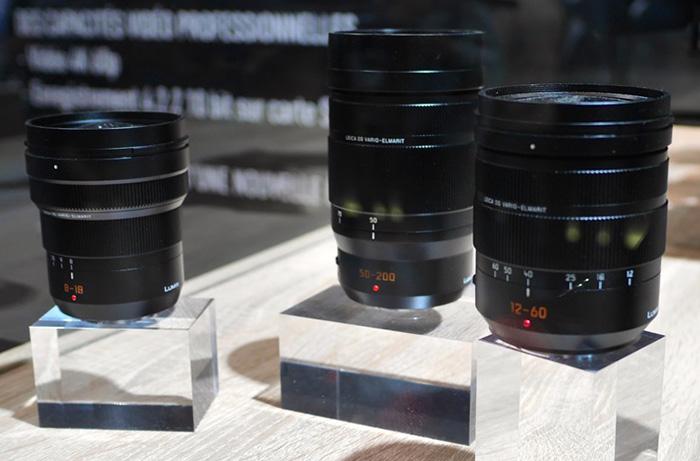 Объективы Panasonic Leica