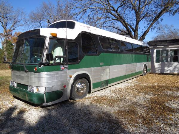 Used RVs GM Buffalo Bus For Sale by Owner