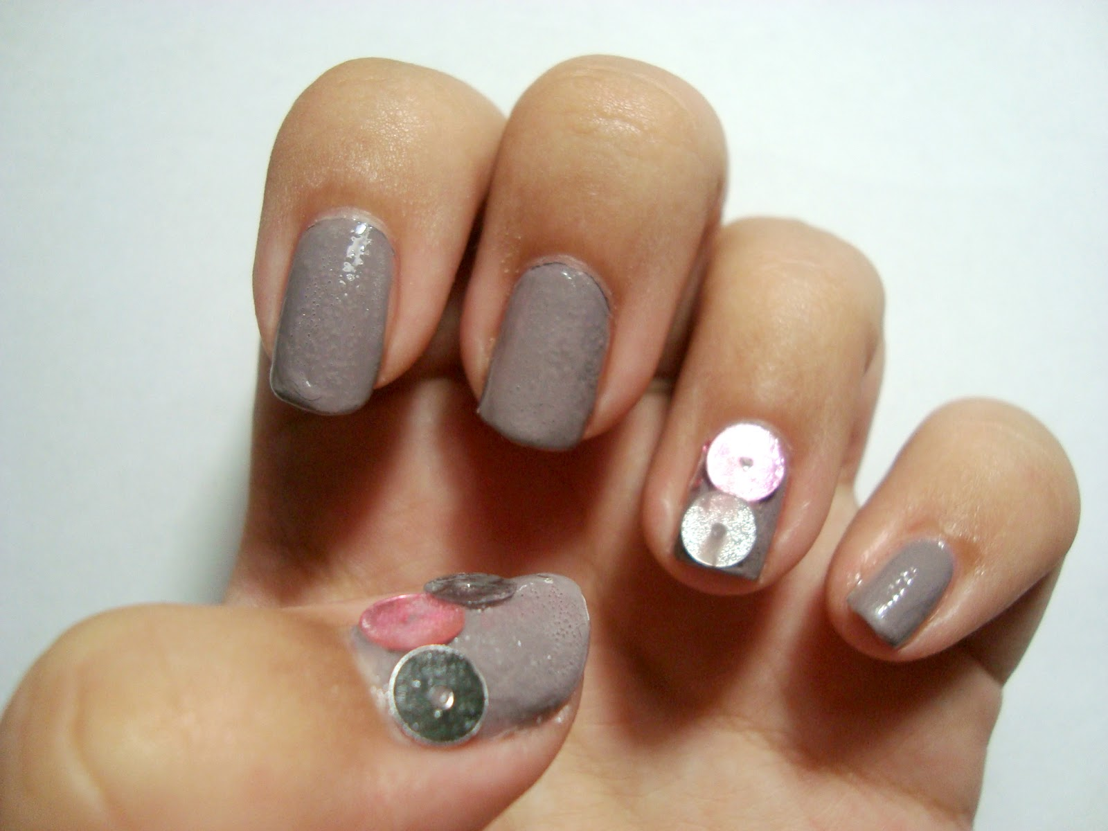 Nails   Sequin Lover