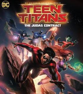 مشاهدة فيلم Teen Titans The Judas Contract