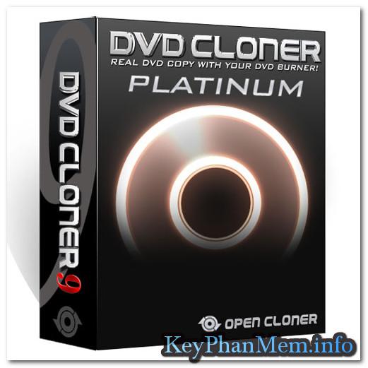 DVD-Cloner Gold Platinum 2018 15.00 Build 1430 full Key,Phần mềm sao chép và tạo đĩa Blu-ray dù bị mã hóa