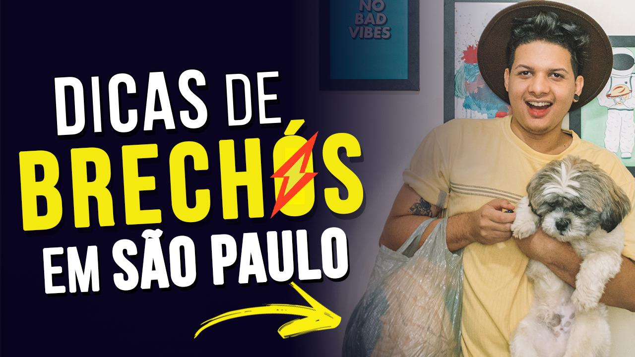 Dicas de Bréchos em São Paulo com Roupas Masculinas