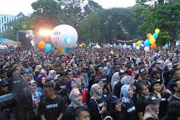 Pecah! Mandiri Karnaval 2018 Buat Goyang 10500 Pekerja