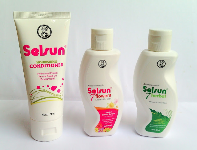 SELSUN SHAMPOO DAN CONDITIONER