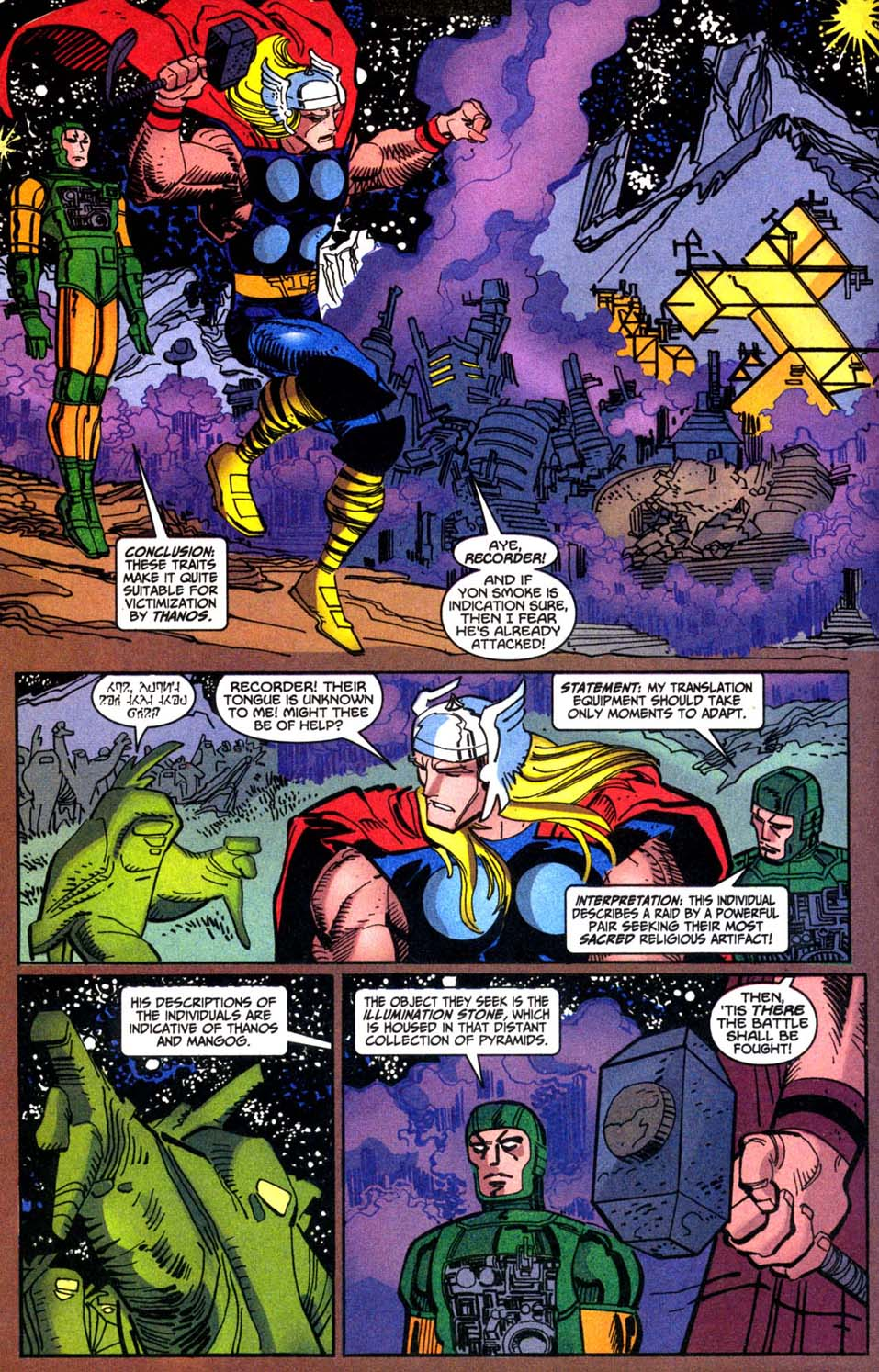 Thor (1998) Issue #22 #23 - English 10