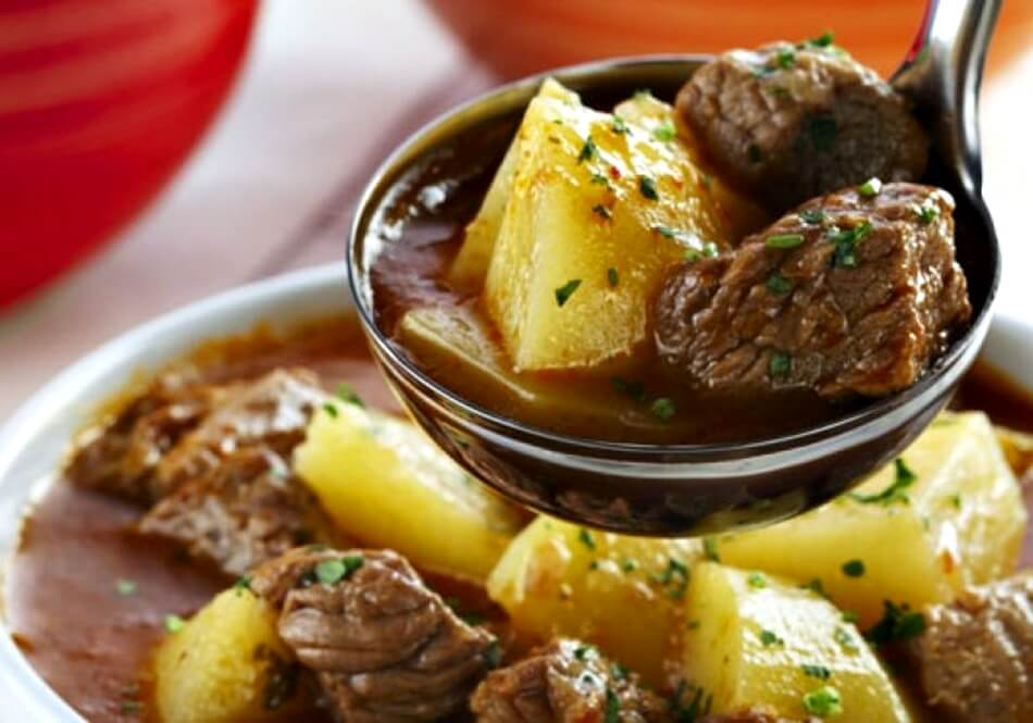 Série Cozinha para iniciantes- Como fazer carne de panela com batata