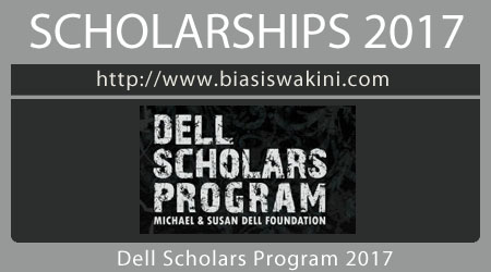 Dell Scholars Program 2017