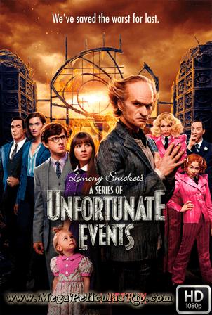 Una Serie De Eventos Desafortunados Temporada 3 1080p Latino