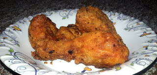 Crispy Chicken Broast Recipe www.thehoggerz.com