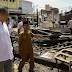 Sihar Sitorus Kunjungi Korban Kebakaran Rumah di Sibolga
