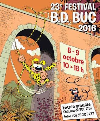 Festival BD Buc marsupilami