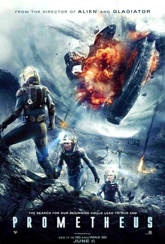 Poster Prometheus