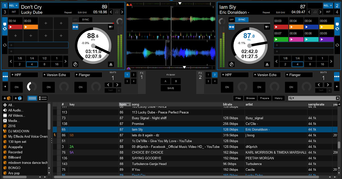 Serato Dj 2 Pro Skin For Virtual Dj 2 And 4 Decs Zone