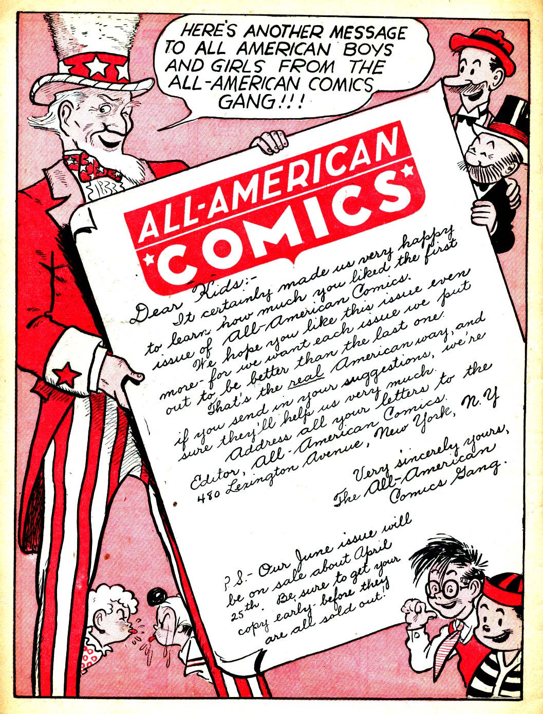 Read online All-American Comics (1939) comic -  Issue #2 - 54
