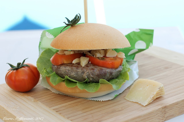 hamburger gluten free ricetta