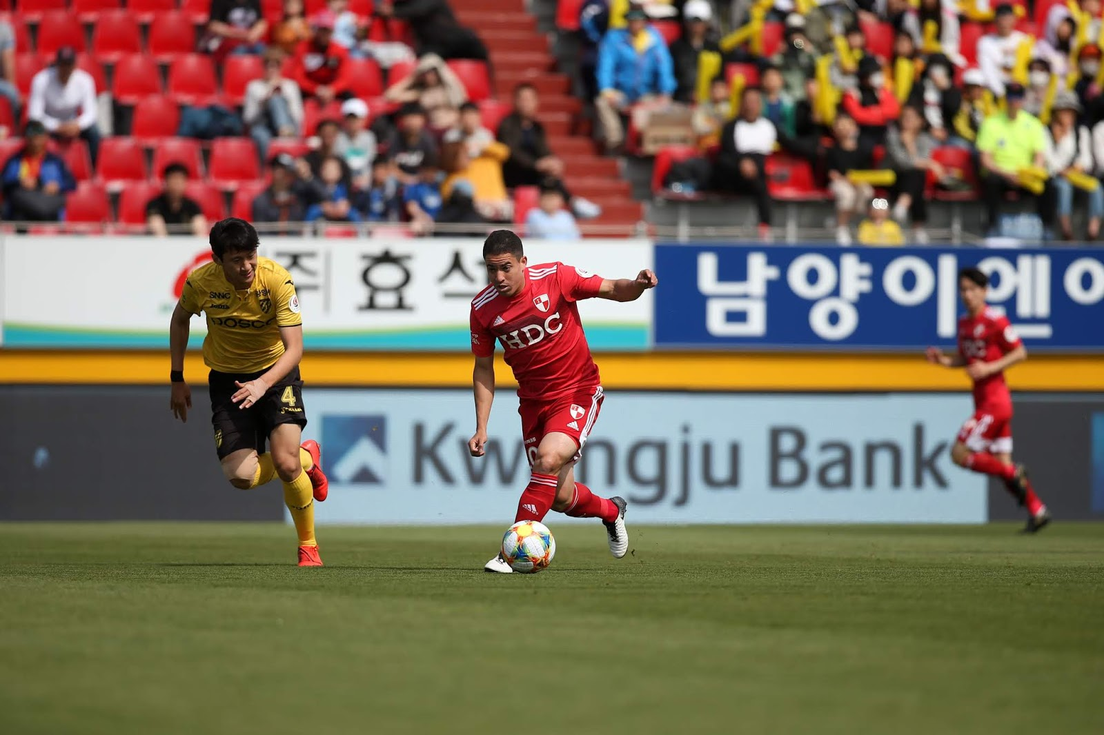 Preview: Daejeon Citizen vs Busan IPark K League 2 Round 10 Romulo