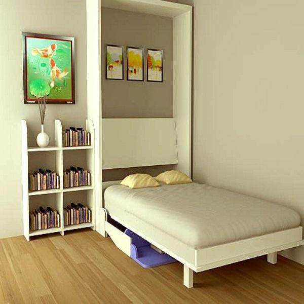 Thiết kế phòng ngủ nhỏ 3m2
