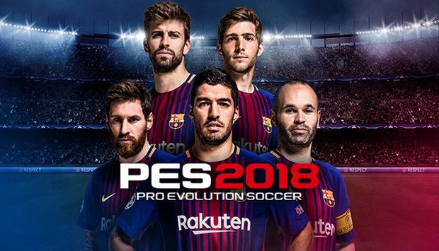 PRO EVOLUTION SOCCER 2018-FREE DOWNLOAD