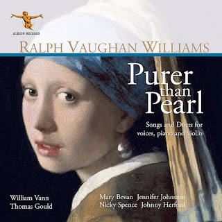 Purer than Pearl - Ralph Vaughan Williams - Albion Records