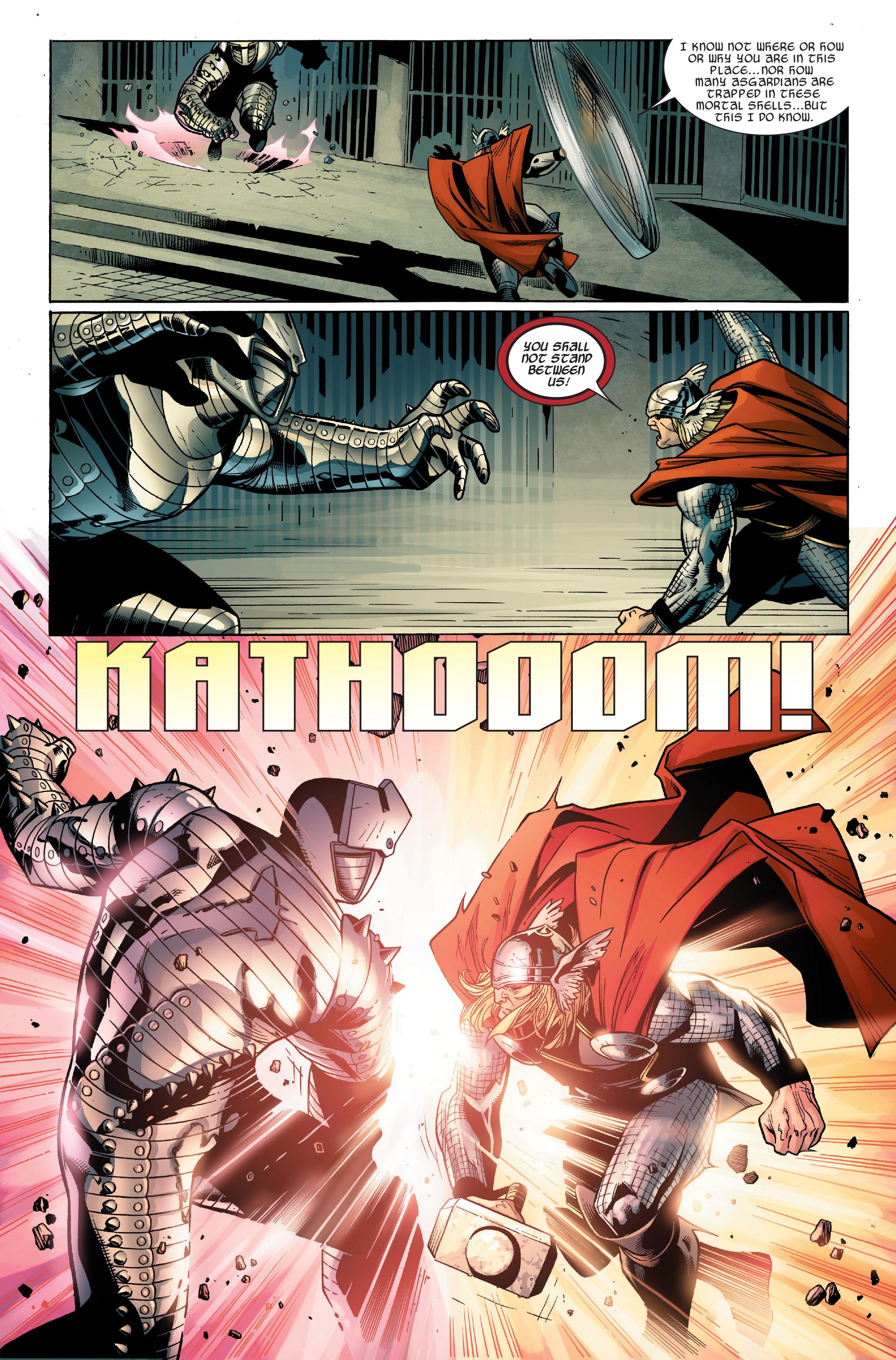 Thor (2007) Issue #5 #5 - English 12