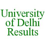 niversity of Delhi Results 2015, B.A and M.C.A Exam Results, University of Delhi B.A and M.C.A Exam Results 2015, University of Delhi B.A.(H) Prog. Political Science Part III Results, University of Delhi M.C.A Fourth Semester Exam Results 2015, University of Delhi Results 2015