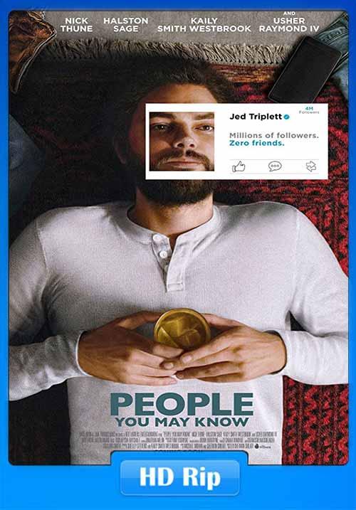 People You May Know 2017 WEBRip 720p   300MB 480p   100MB HEVC Poster