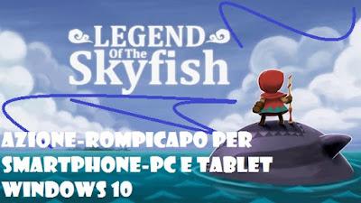 Gioco Fantasy per smartphone e tablet Windows 10