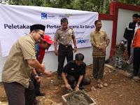 Desa Mekarmukti Garut Dapat Bantuan Air Bersih dari BPZIS Mandiri-PKPU