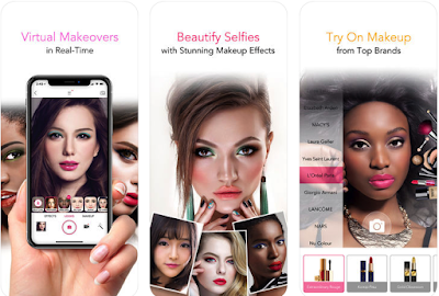 5 Best Makeup Apps With Virtual Makeover Tools For iPhone & Android