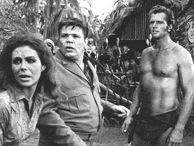 Tarzan: Un largo camino de Gloria