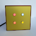 4-LED Octal Clock Demands Colorful Math