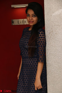 Dazzling Janani Iyer New pics in blue transparent dress spicy Pics 012.jpg