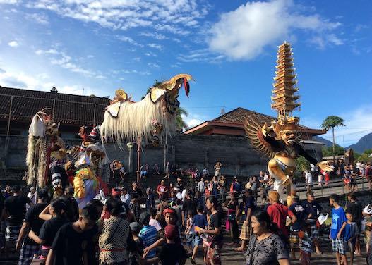 Festival Ogoh Ogoh Karangasem 2019 - Tema Desa Kala Patra - Bhuta Hita