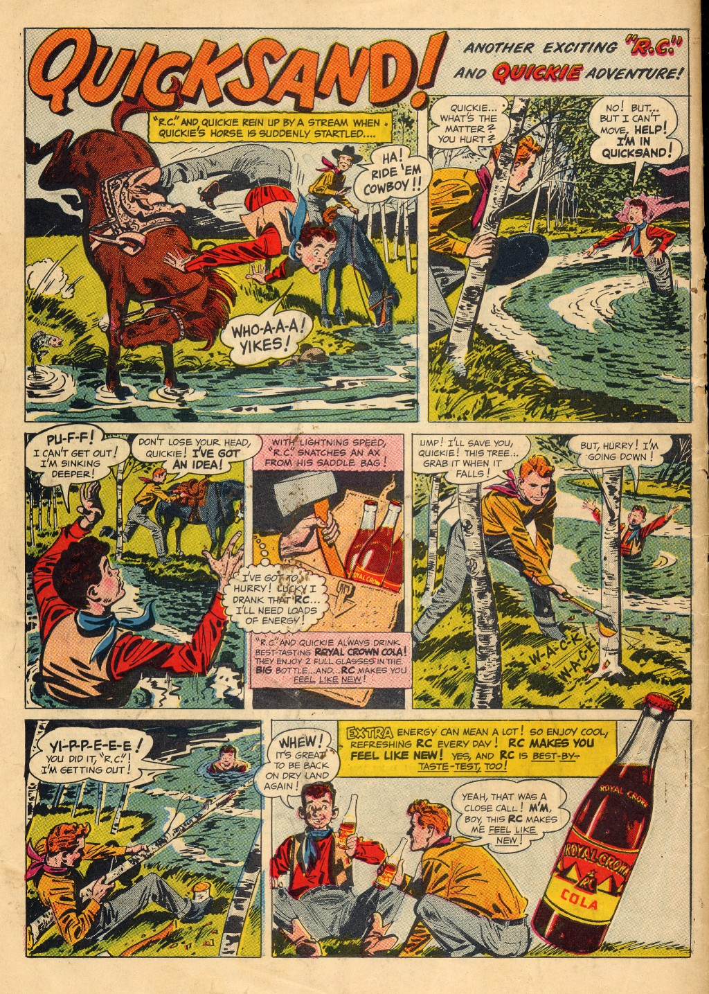 Strange Adventures (1950) issue 2 - Page 52