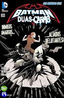 Os Novos 52! Batman e Robin #28