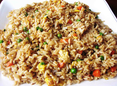 How To Make Chinese Chicken Fried Rice | Food online