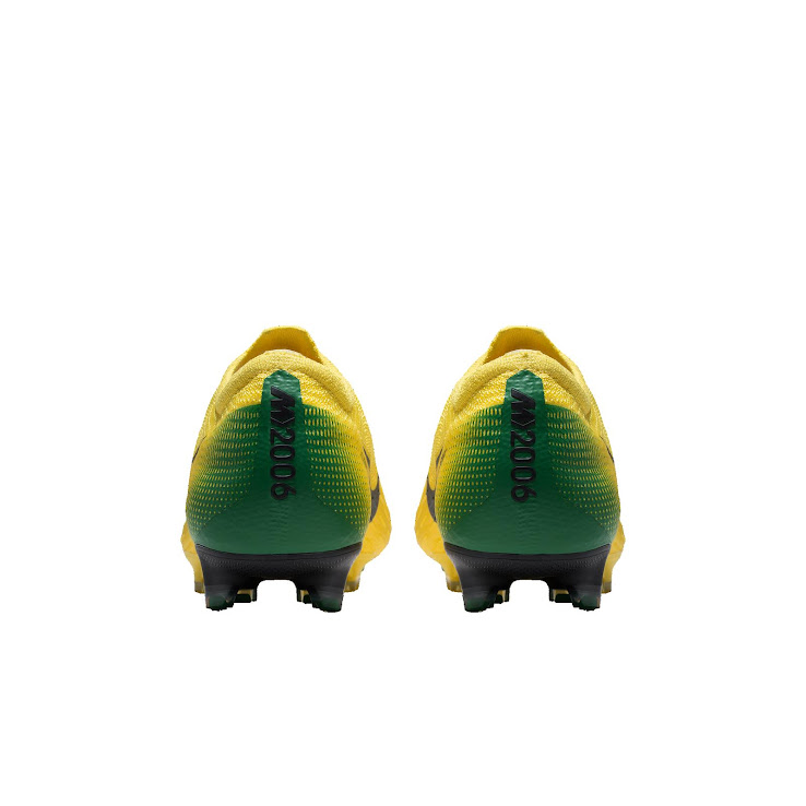big sale 5a5bd 5f14a Nike 1998, 2002, 2006, 2010 and 2014 Mercurial 360 Heritage iD 2018 ...