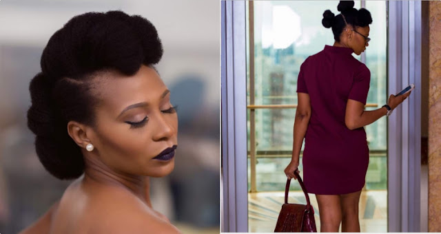 Nse Ikpe Etim Stuns in new beautiful birthday photos