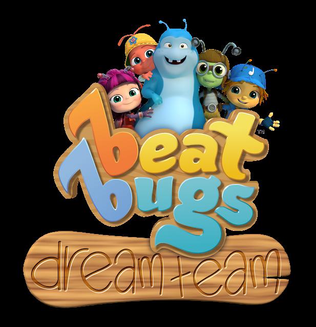Beat Bugs on Netflix