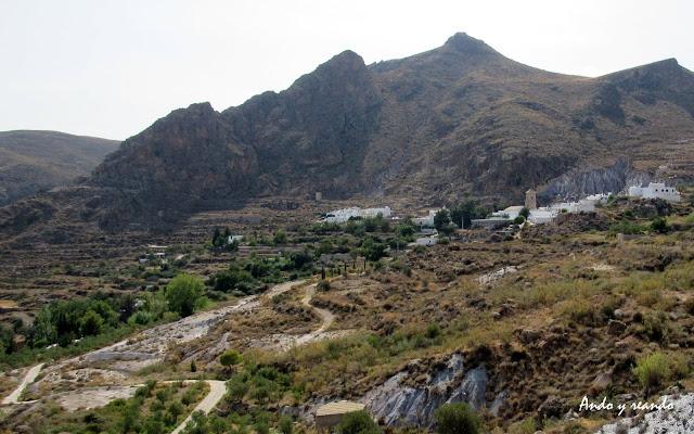 Huebro en Níjar