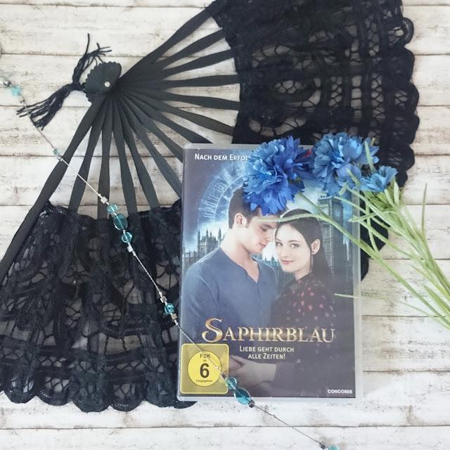 [Film Friday] Saphirblau- Liebe geht durch alle Zeiten! Edelstein-Trilogie Teil 2